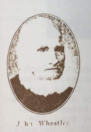 John Wheatley, pictures taken from the Gunning Methodist Church Jubilee Souvenir (1929)