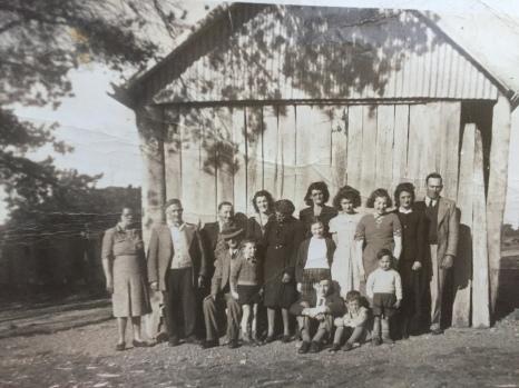 Whittington family photo