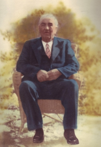 "Henry Richard ""Butcher Dick"" Alchin (1861-1942)"
